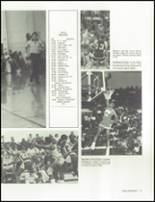 1985 William Fleming High School Yearbook Page 76 & 77