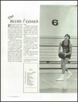 1985 William Fleming High School Yearbook Page 78 & 79