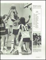 1985 William Fleming High School Yearbook Page 80 & 81