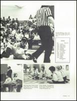 1985 William Fleming High School Yearbook Page 82 & 83