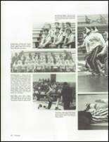 1985 William Fleming High School Yearbook Page 84 & 85