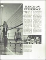 1985 William Fleming High School Yearbook Page 86 & 87