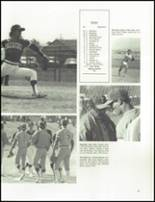 1985 William Fleming High School Yearbook Page 90 & 91