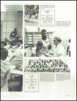 1985 William Fleming High School Yearbook Page 94 & 95