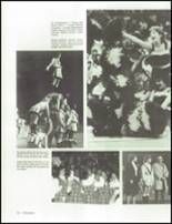 1985 William Fleming High School Yearbook Page 96 & 97