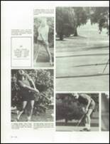 1985 William Fleming High School Yearbook Page 100 & 101