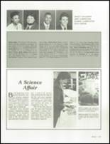 1985 William Fleming High School Yearbook Page 106 & 107