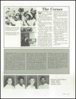 1985 William Fleming High School Yearbook Page 108 & 109