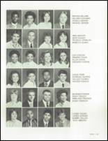 1985 William Fleming High School Yearbook Page 110 & 111