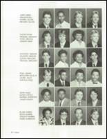 1985 William Fleming High School Yearbook Page 112 & 113
