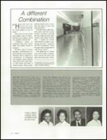 1985 William Fleming High School Yearbook Page 116 & 117