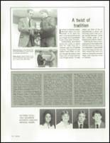 1985 William Fleming High School Yearbook Page 122 & 123