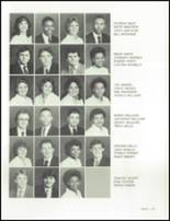 1985 William Fleming High School Yearbook Page 126 & 127