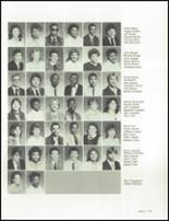 1985 William Fleming High School Yearbook Page 128 & 129