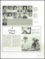 1985 William Fleming High School Yearbook Page 130 & 131
