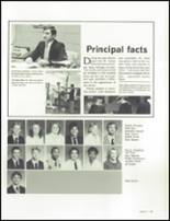 1985 William Fleming High School Yearbook Page 134 & 135