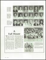 1985 William Fleming High School Yearbook Page 136 & 137