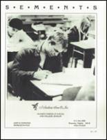 1985 William Fleming High School Yearbook Page 160 & 161