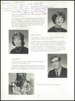 1965 Lyme Central High School Yearbook Page 12 & 13
