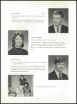 1965 Lyme Central High School Yearbook Page 14 & 15