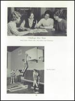 1965 Lyme Central High School Yearbook Page 36 & 37