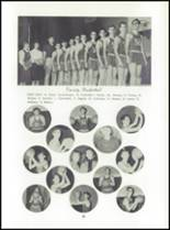 1965 Lyme Central High School Yearbook Page 38 & 39