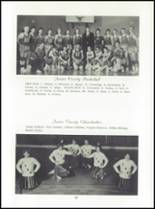 1965 Lyme Central High School Yearbook Page 40 & 41