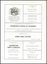 1965 Lyme Central High School Yearbook Page 64 & 65
