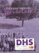 2005 Yearbook Dumas High School