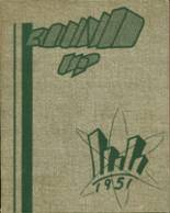 1951 Yearbook Roosevelt High School