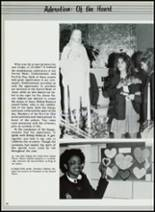 1985 Sacred Heart Academy Yearbook Page 24 & 25