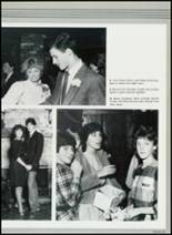1985 Sacred Heart Academy Yearbook Page 28 & 29