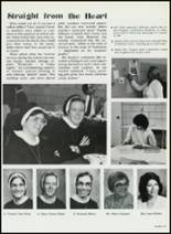 1985 Sacred Heart Academy Yearbook Page 56 & 57