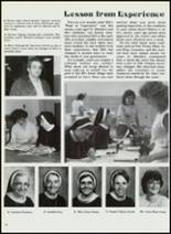 1985 Sacred Heart Academy Yearbook Page 58 & 59