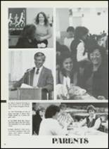 1985 Sacred Heart Academy Yearbook Page 62 & 63