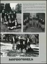 1985 Sacred Heart Academy Yearbook Page 72 & 73