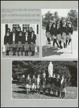1985 Sacred Heart Academy Yearbook Page 74 & 75
