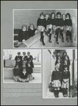 1985 Sacred Heart Academy Yearbook Page 82 & 83