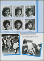 1985 Sacred Heart Academy Yearbook Page 86 & 87