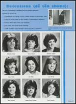 1985 Sacred Heart Academy Yearbook Page 100 & 101