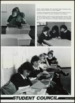 1985 Sacred Heart Academy Yearbook Page 110 & 111