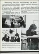 1985 Sacred Heart Academy Yearbook Page 114 & 115