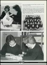 1985 Sacred Heart Academy Yearbook Page 118 & 119