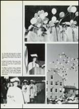 1985 Sacred Heart Academy Yearbook Page 142 & 143