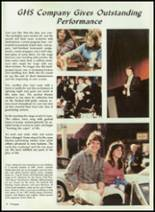 1982 Galena High School Yearbook Page 16 & 17