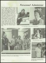 1982 Galena High School Yearbook Page 18 & 19
