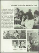 1982 Galena High School Yearbook Page 22 & 23
