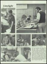 1982 Galena High School Yearbook Page 32 & 33