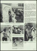 1982 Galena High School Yearbook Page 42 & 43