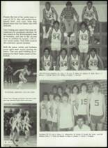 1982 Galena High School Yearbook Page 44 & 45